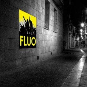 Affiche Papier Fluo