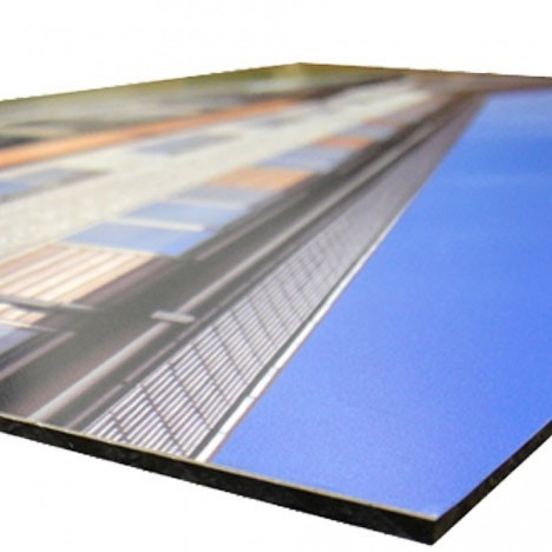 impression panneau aluminium dibond haute qualite. Black Bedroom Furniture Sets. Home Design Ideas