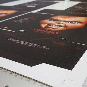 Panneau carton haut de gamme - Impression directe UV