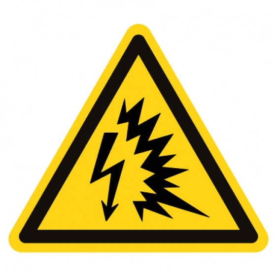Pictogramme danger basses températures/conditions de gel ISO7010-W010
