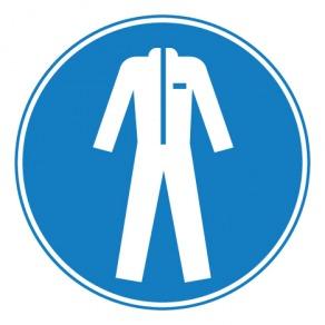 Pictogramme vêtements de protection obligatoires ISO7010-M010