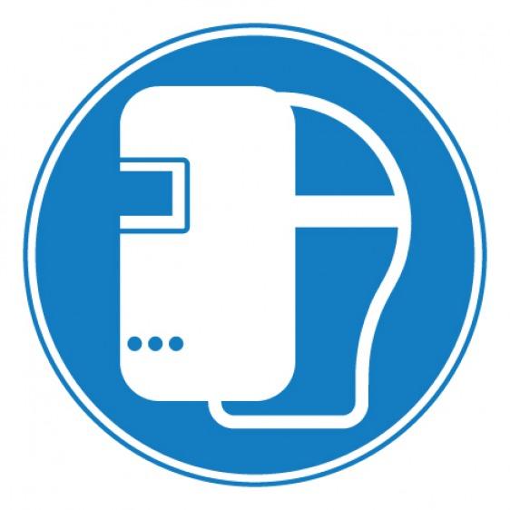 Pictogramme danger fil barbelé ISO7010-W033