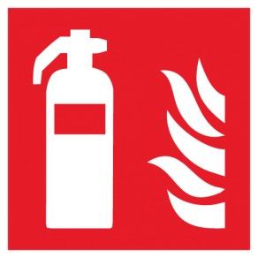 Pictogramme extincteur d'incendie ISO7010-F001