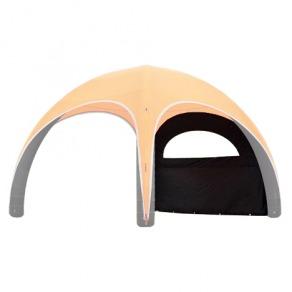 Tente gonflable 4x4 - mur avec fenêtre