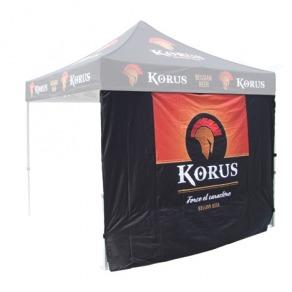 Tente pliable - mur 3m