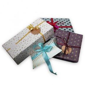 Papier d'emballage personnalisable