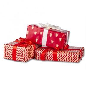 Papier d'emballage kraft personnalisable