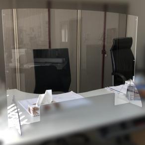 Panneau Plexiglass de protection