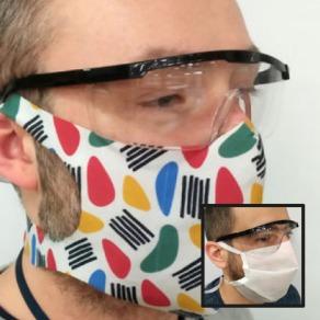 Masque de protection contre le Covid 19