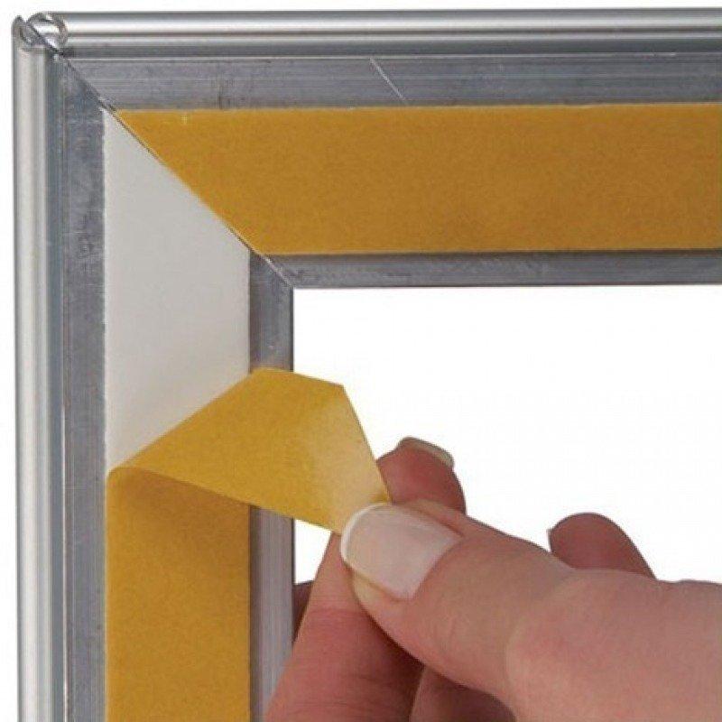 commandez en ligne vos cadres clics pour vitrine a prix reduit. Black Bedroom Furniture Sets. Home Design Ideas