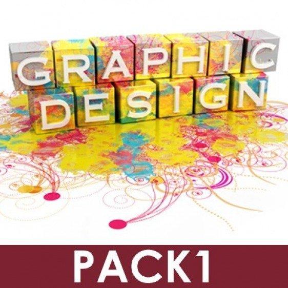 Création graphique: Pack 1